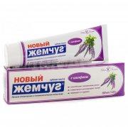 Купить Новый жемчуг зубная паста 100мл Шалфей