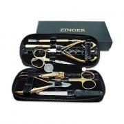 Купить Zinger 7106 G Набор маникюрный на молнии 8 предметов