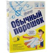 Купить Обычный стиральный порошок универсальный лимон 350г