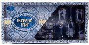 Купить М-Декор 1611-ГЗ Набор подарочный Лилия 12пр.  Винтаж