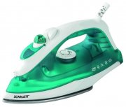 Купить Scarlett SC-SI30S01 утюг, 1600W зеленый