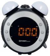 Купить First FA-2421-4 Радиочасы с проектором, черные