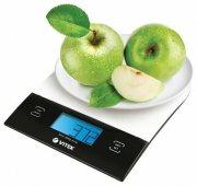Купить Vitek VT-2406 BW весы кухонные, электронные максимальный вес 3кг