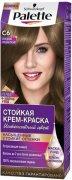Купить Palette стойкая крем-краска для волос 110мл C6 Холодный средне-русый