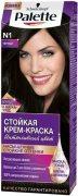 Купить Palette стойкая крем-краска для волос 110мл N1 Черный