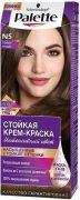 Купить Palette стойкая крем-краска для волос 110мл N5 Темно-русый