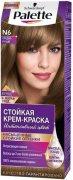 Купить Palette стойкая крем-краска для волос 110мл N6 Средне-русый