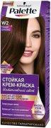 Купить Palette стойкая крем-краска для волос 110мл W2 Темный шоколад