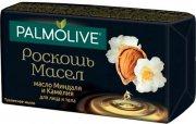 Купить Palmolive мыло твердое кусковое 90г Миндаль и камелия Роскошь Масел