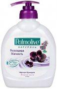 Купить Palmolive жидкое мыло 300мл Роскошная мягкость Черная орхидея