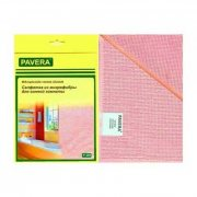 Купить Pavera салфетка 30х40см Для ванной комнаты микрофибра