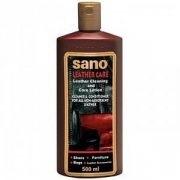Купить Sano Leather Care Liquid средство для ухода за кожей 500мл