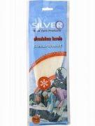 Купить Silver Стельки зимние с алюминиевой фольгой и шерстью Размер 33-45