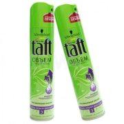 Купить Taft лак для волос 225мл ОСФ Объем зеленый 3