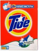 Купить Tide стиральный порошок ручная стирка 400г Альпийская свежесть