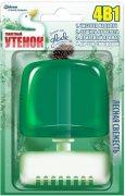 Купить Туалетный утенок средство по уходу за туалетом римблок жидкий Основной блок Лесная свежесть 55мл
