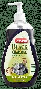 Купить Unicum средство для мытья посуды 550мл Черный уголь