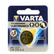 Купить Varta батарейка CR2032 3v, цена за 1шт