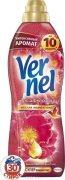 Купить Vernel кондиционер ополаскиватель для белья концентрированный 910мл Ароматерапия Гибикус и Цветок розы