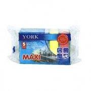 Купить York губки для посуды Maxi 5шт