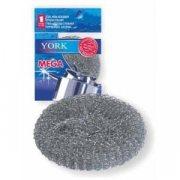 Купить York стальная мочалка для посуды Mega 40г