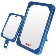 Купить Зеркало 9363 SPL /голубое/ настольное квадратное одностороннее 10,9х15,5 см